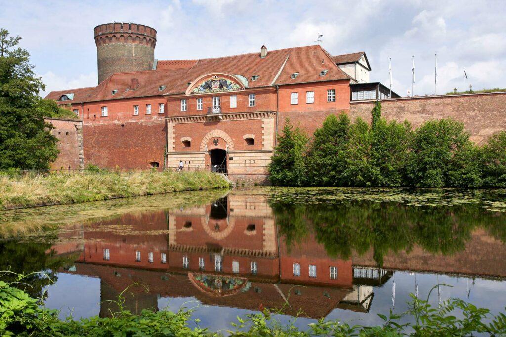 Die Zitadelle Spandau